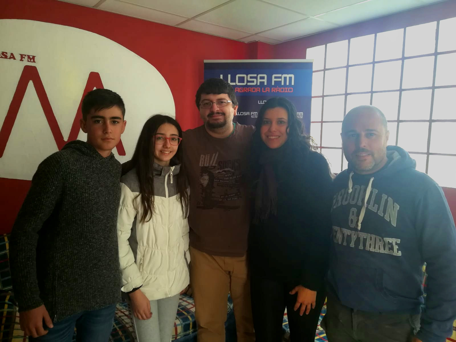 Llosa FM enceta les entrevistes falleres en «Micro obert» amb la falla Sant Josep
