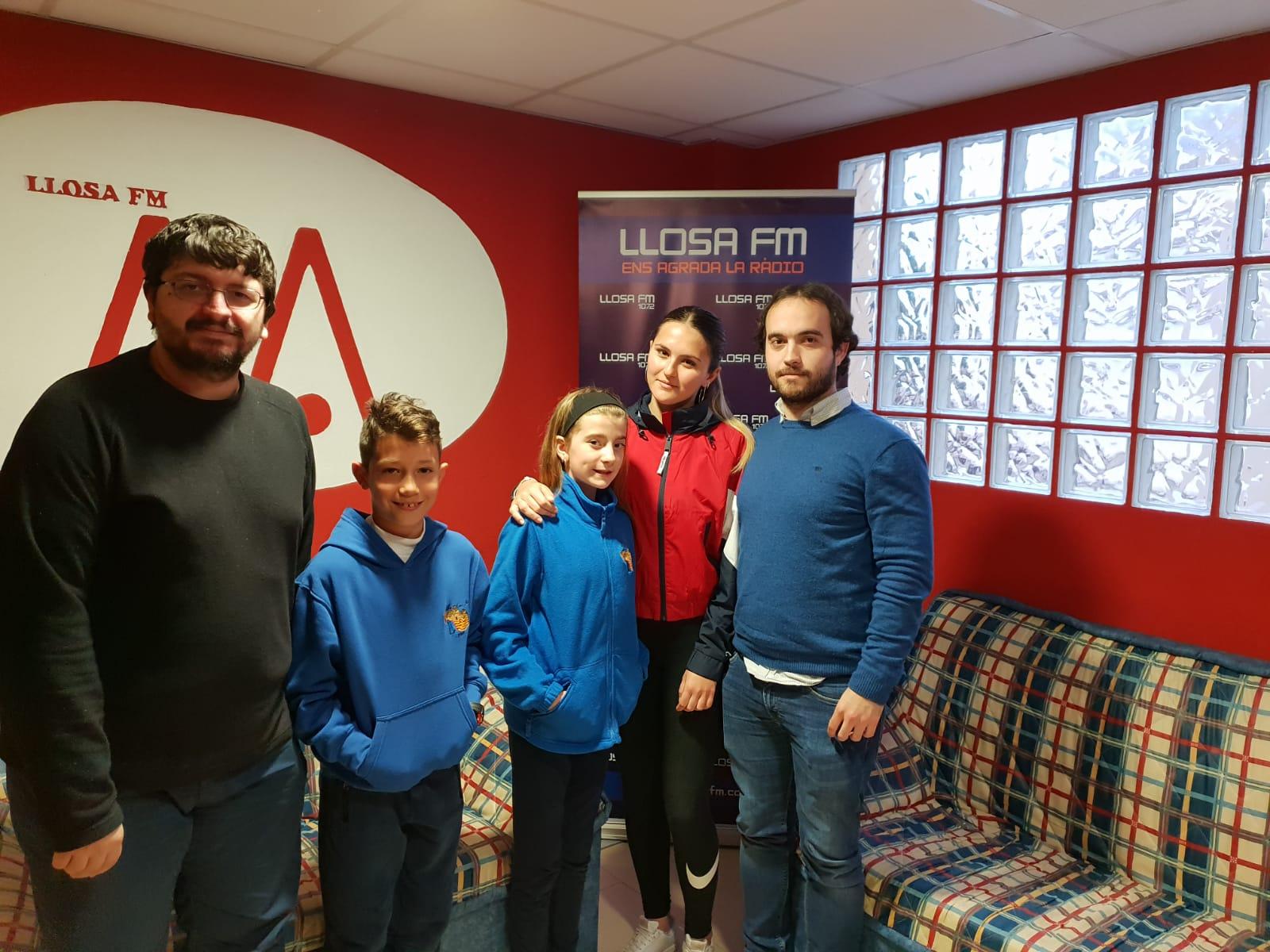 Llosa FM segueix amb les entrevistes falleres en «Micro obert» amb la falla Casc Antic