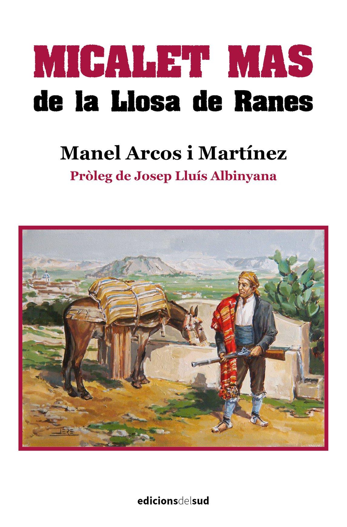 Micro Obert entrevista l'escriptor Manel Arcos arran del seu llibre «Micalet Mas de la Llosa de Ranes»
