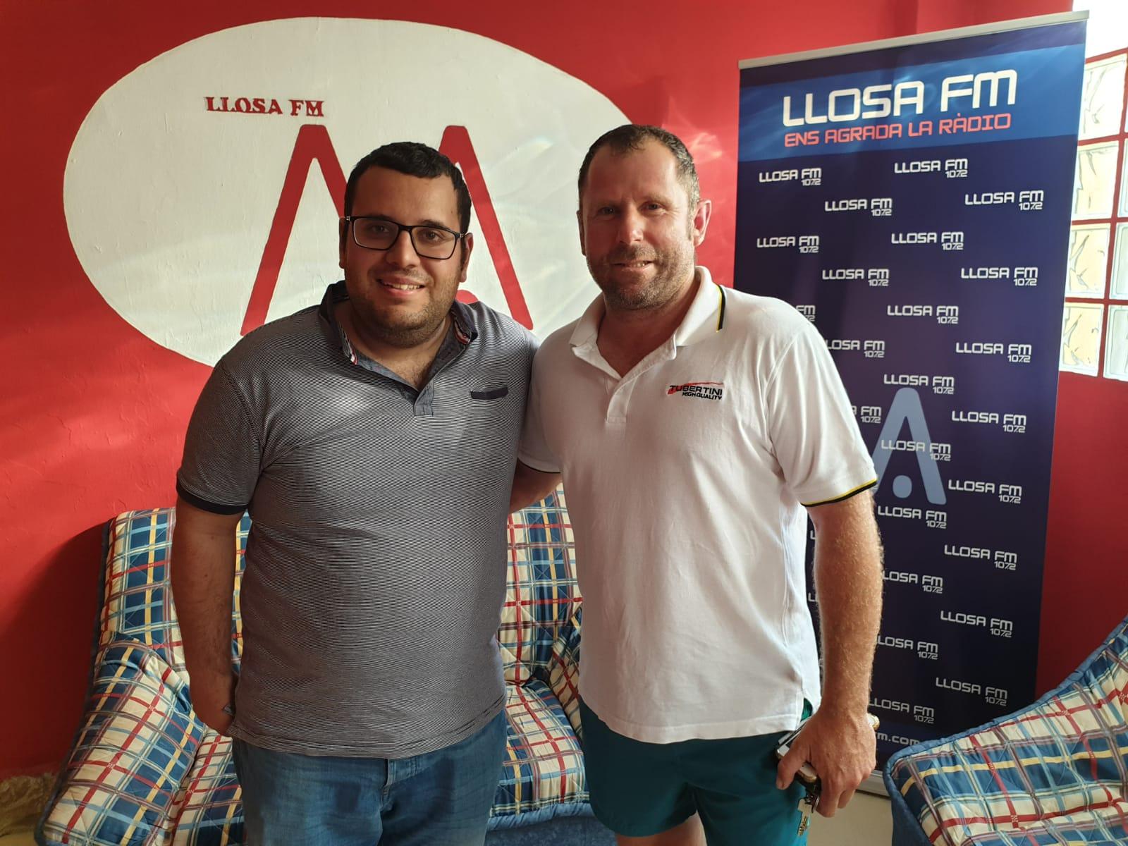 El lloser Vicent Giner, subcampió d'Espanya de pesca esportiva, en Micro Obert